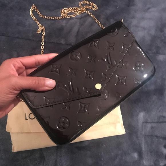 Louis Vuitton Handbags - Louis Vuitton pochette felicie REDUCED 865be8cfd9b75
